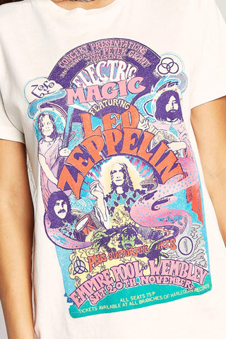 Day Dreamer Led Zeppelin Electric Magic Tee
