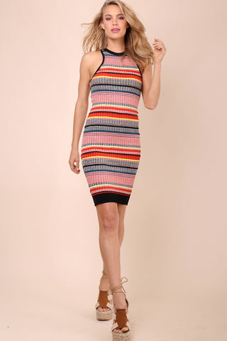 ASTR Barcelona Dress