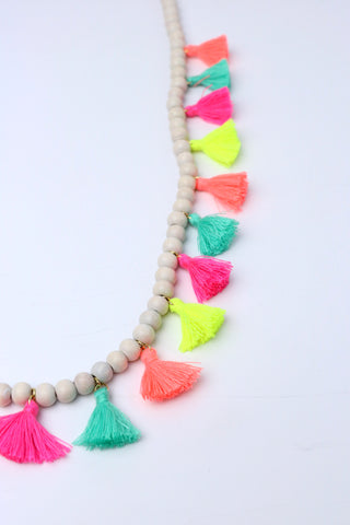 Spiritguide Bali Beaded Necklace