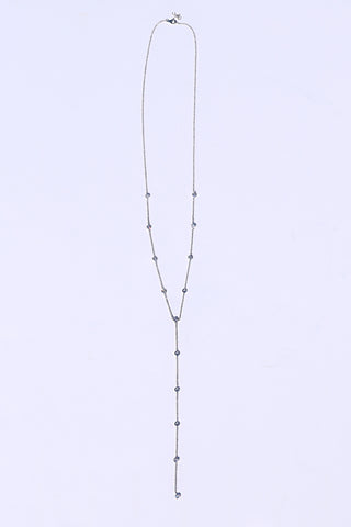 Dylan Skye Reflections Lariat Necklace