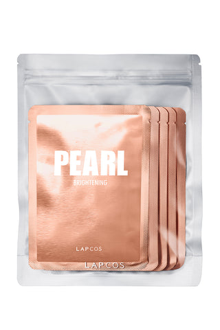 LAPCOS Pearl Face Mask 5 Pack