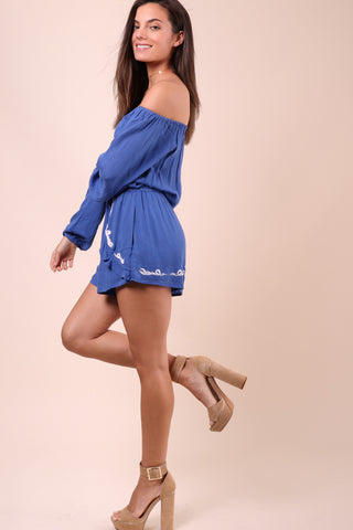 Lovers & Friends Carmella Romper