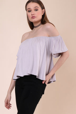 Jac Parker Michela Off the Shoulder Top