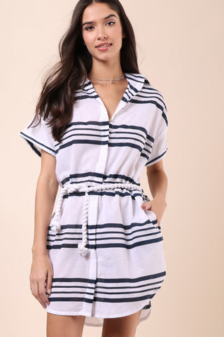 Faithfull Avalon Shirt Dress