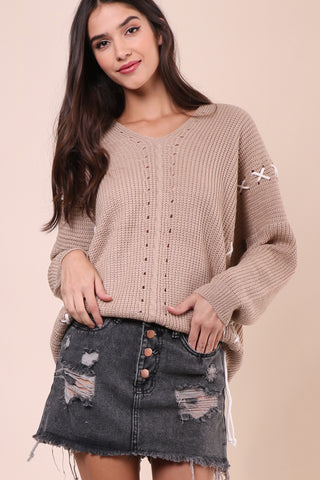 Gab & Kate Uptown Sweater