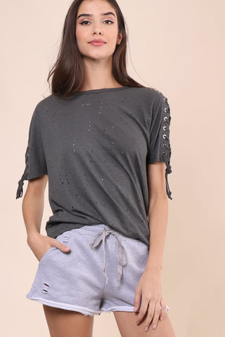 Brooklyn Karma Alexa Tee