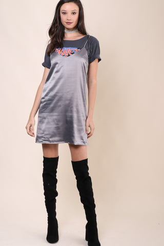 Bianca Frock & Roll Dress