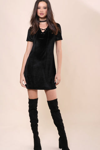Jordyn Jagger Kendall Dress - Black