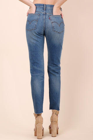 Levi's Wedgie Fit High Rise