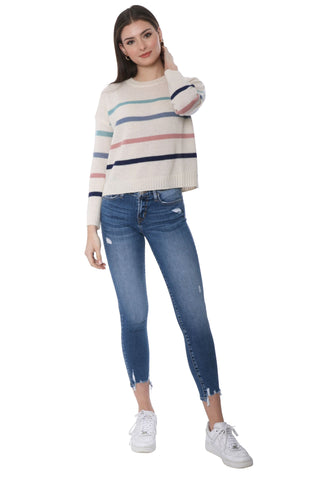 Rails Perci Seaside Stripe Sweater