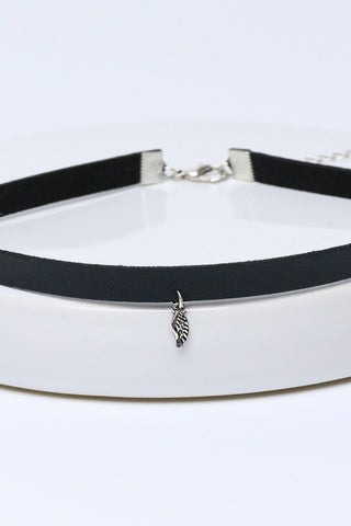 Spiritguide Angel Wings Choker