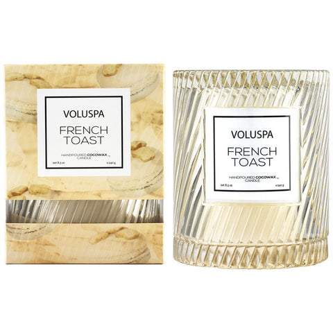 Voluspa French Toast Icon Candle