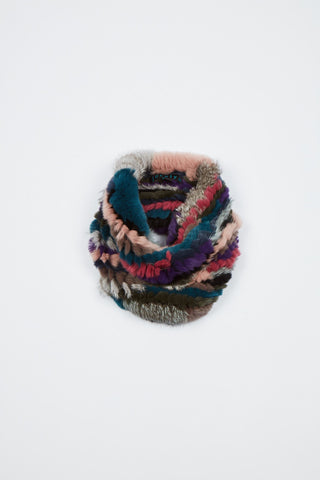 Jocelyn Jewel Combo Rex Rabbit Cowl