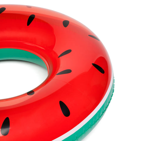 SunnyLife Giant Watermelon Pool Ring