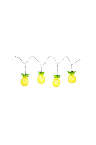 Sunnylife String Lights - Pineapple