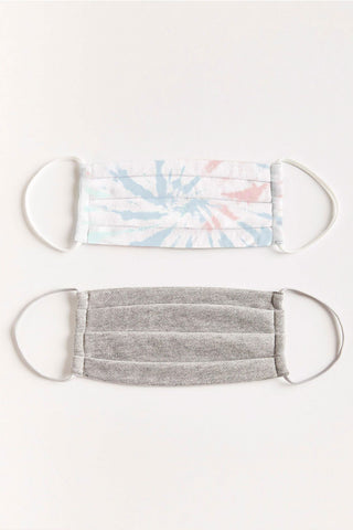 Z Supply Tie Dye Masks Set (Pack of 2)