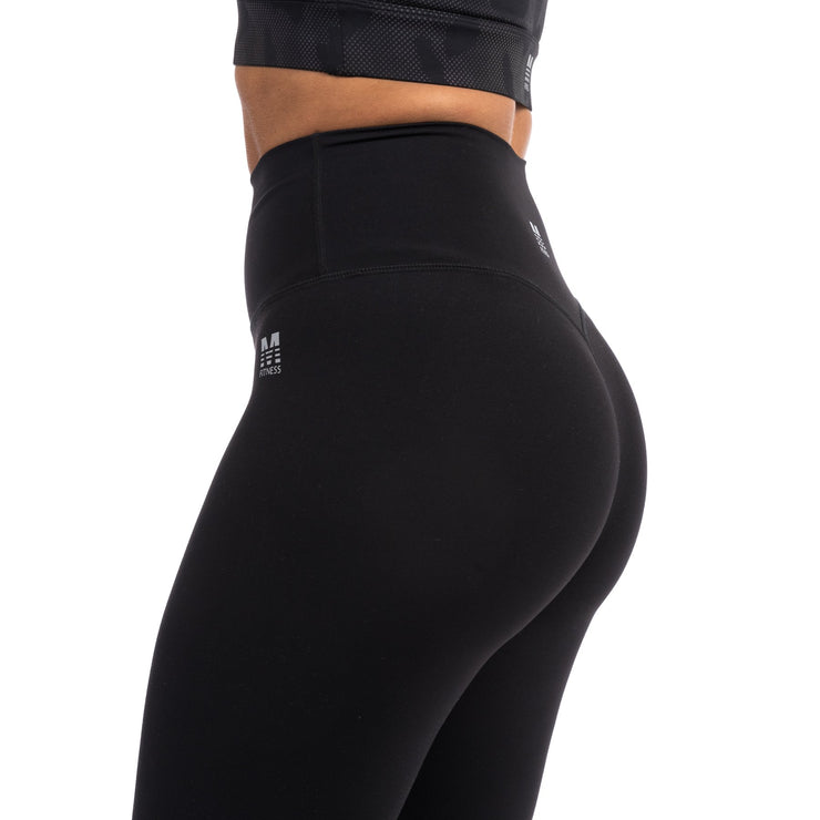 Mfitness - Sóley svartar leggings