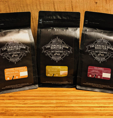 Cracked Bean Roastery Coffee Bundle