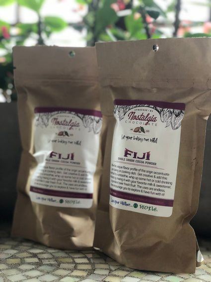 Single Origin Cocoa Powder- Fiji Matasawalevu