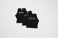 Poet Crop Top