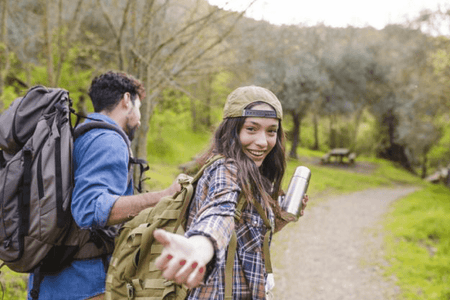 5 Common Mistakes of First Time Backpackers