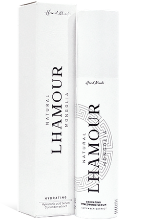 Lhamour Hydrating Hyaluronic Serum - The Conscious Glow Boutique