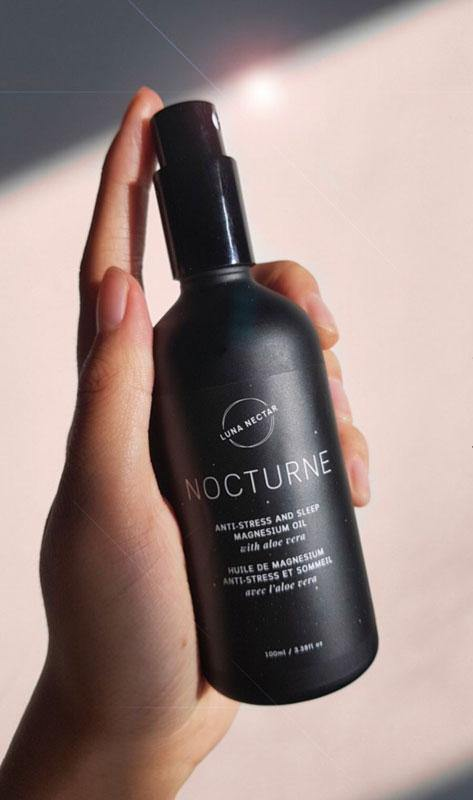 Nocturne Anti-Stress & Sleep Magnesium Oil