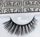 Lash Binder x StarGirl Cosmetics Lashes- Sh.E.O. - The Conscious Glow Boutique