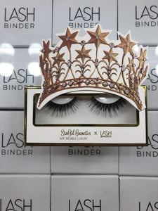 Lash Binder x StarGirl Cosmetics Lashes- CLASSI LASH - The Conscious Glow Boutique