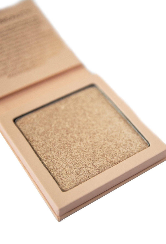 Aether Beauty Co. Supernova Crushed Pink Diamond Highlighter - The Conscious Glow Boutique