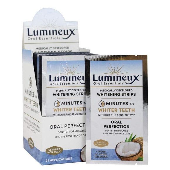 Lumineux Whitening Strip 24 Master Pack