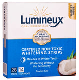 Lumineux Oral Essentials Non-toxic Whitening Strips - The Conscious Glow Boutique
