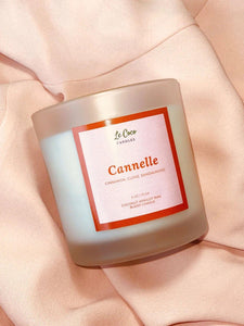 lecoco non-toxic candle cannelle