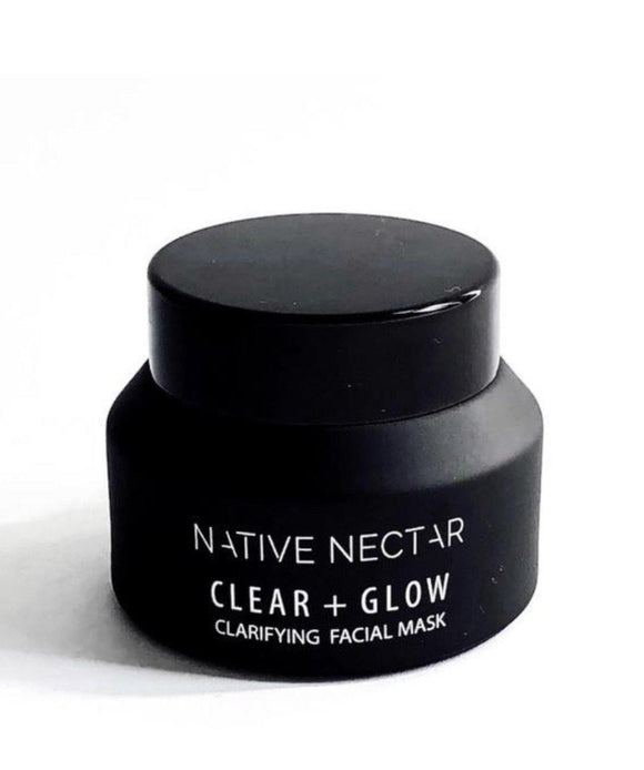 Clear + Glow Facial Mask - The Conscious Glow Boutique