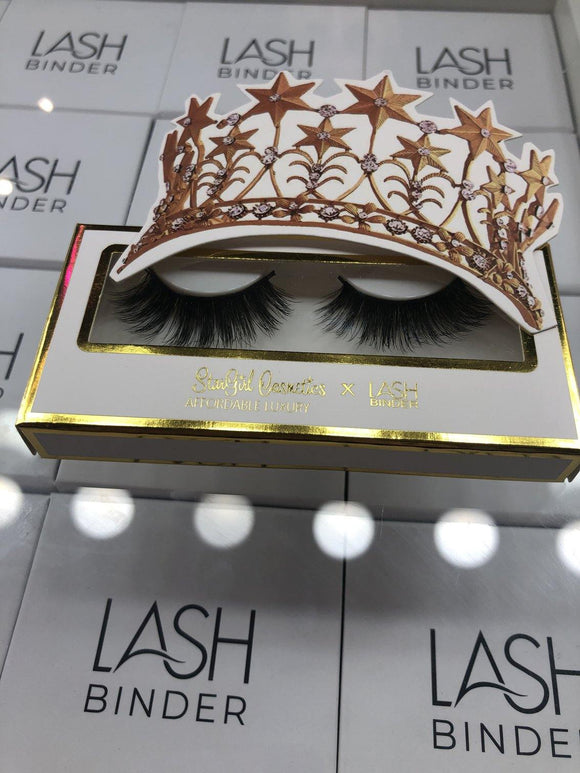 Lash Binder x StarGirl Cosmetics Lashes- LADY BOSS - The Conscious Glow Boutique
