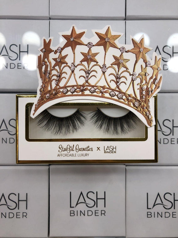 Lash Binder x StarGirl Cosmetics Lashes- LIZZY - The Conscious Glow Boutique