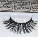 Lash Binder x StarGirl Cosmetics Lashes- SOPH STAR - The Conscious Glow Boutique