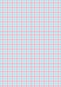 Pretty Pink and Blue Plaid