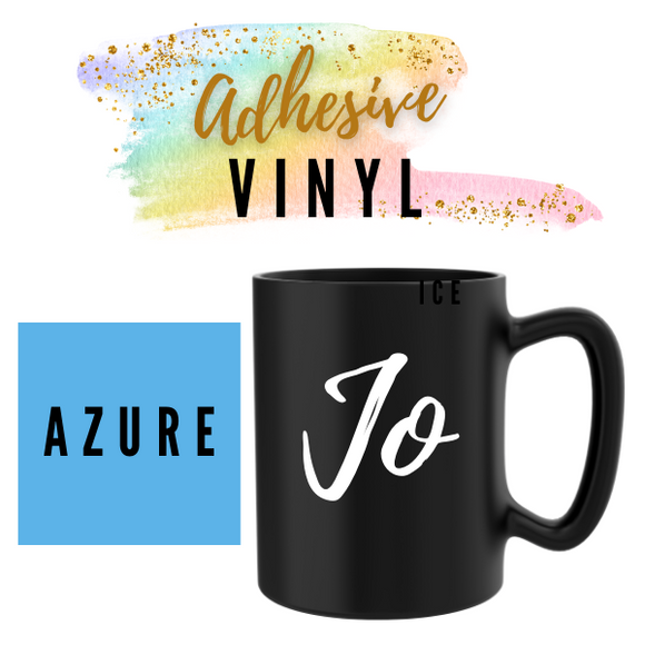 Azure Adhesive Words / Names