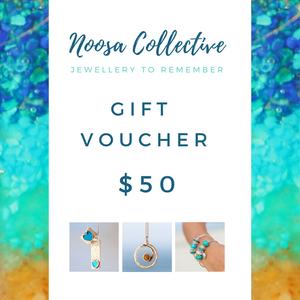 $50 Gift Voucher - Give a very special personal gift
