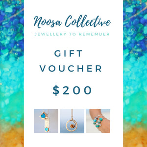 $200 Gift Voucher - Give a very special personal gift