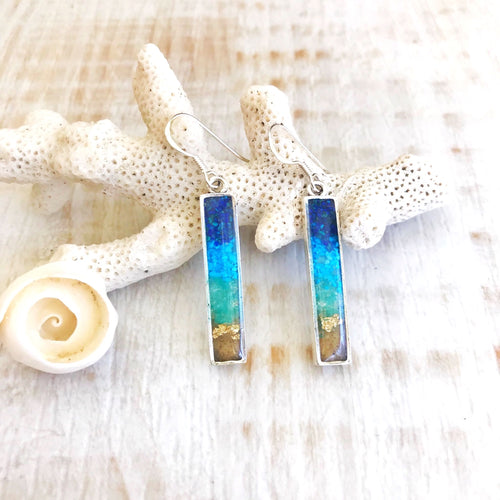 BLISS Earrings Noosa Collective Sand and Ashes Beach Jewelry
