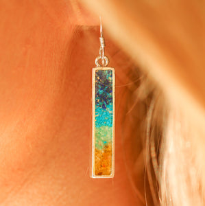 BLISS Earrings Sand and Ashes Jewellery Jewelry