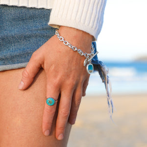 Moments Charm Bracelet | Sand and Ashes Jewellery | Noosa Collective