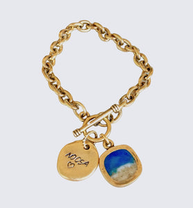 Moments Charm Bracelet | Noosa Collective |Sand and Ashes Jewellery