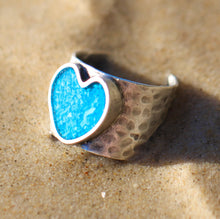 Load image into Gallery viewer, My Heart is at the Beach Ring