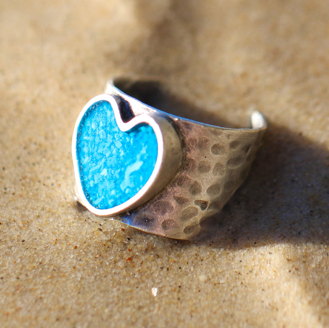 My Heart is at the Beach Ring
