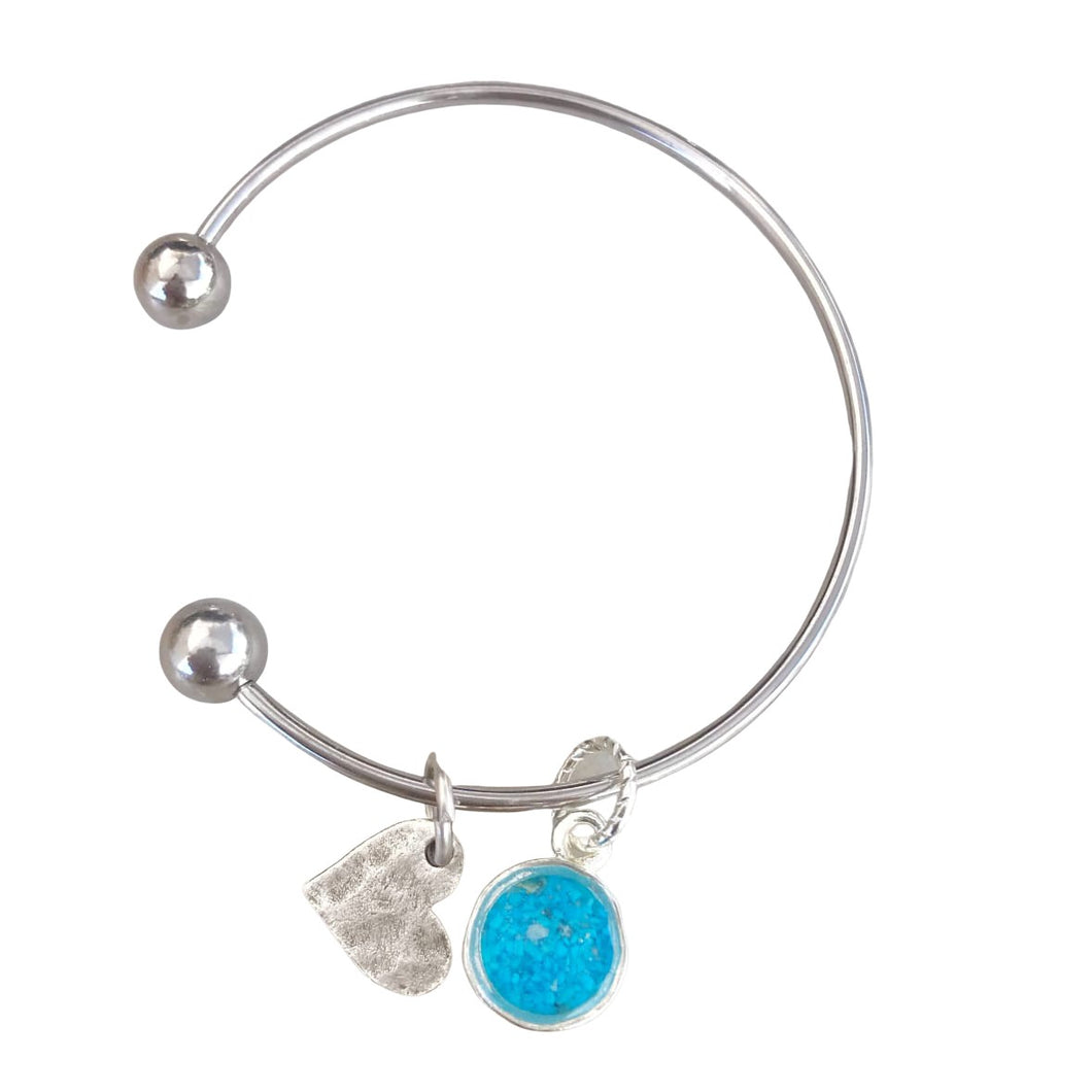 Journey Charm Bracelet | Sand and Ashes Jewelry | Noosa Collective