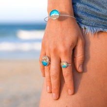 Load image into Gallery viewer, Ocean Gypsy Ring