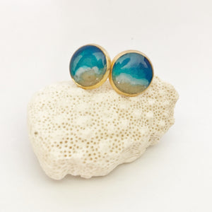 Wanderer Studs | Noosa Collective Sand and Ashes Jewellery